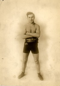 Frankie Callahan boxer