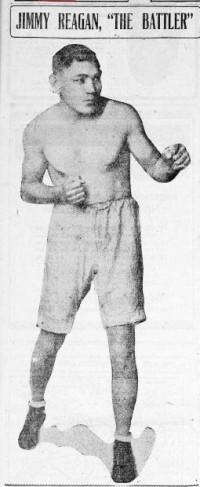 Jimmy Reagan boxer