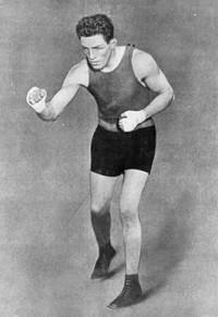 Ted Kid Lewis boxer