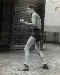 Pal Moran boxer