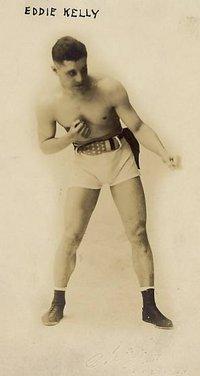 Harlem Eddie Kelly boxer