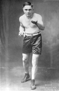 Tim Droney boxer