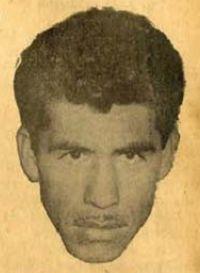 Crescencio Mendez boxer