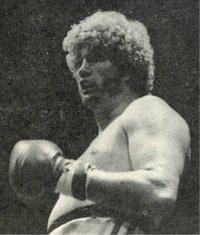 Jimmy Abbott boxer