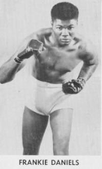 Frankie Daniels boxer