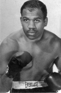 Amos Johnson boxer