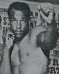 Bill McMurray boxer