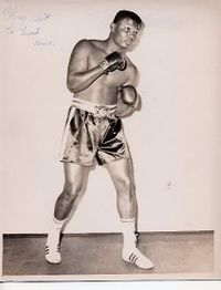 Henry Clark boxer