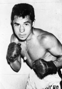Chucho Castillo boxer