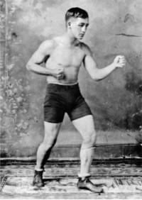 Benny Cordova boxer