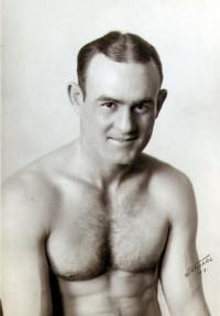 Herb Brodie boxer