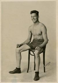 Jack Delaney boxer