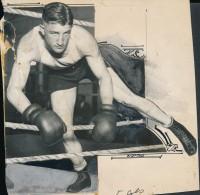 George Manley boxer