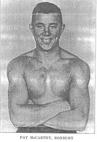 Pat McCarthy boxer