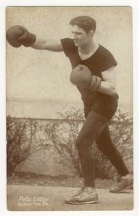 Pete Latzo boxer