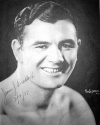 Jim Braddock boxer