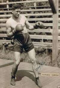 Victorio Campolo boxer