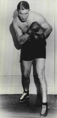 Isidoro Gastanaga boxer