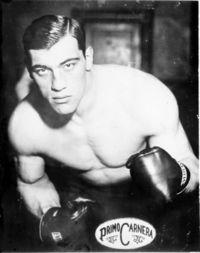 Primo Carnera boxer