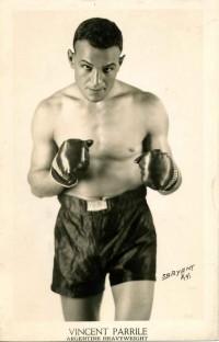 Vicente Parrile boxer