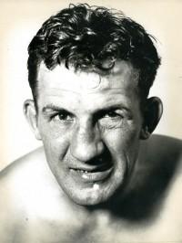 Eddie Simms boxer