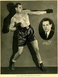 Andre Lenglet boxer