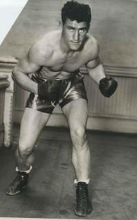 Sonny Boy Walker boxer