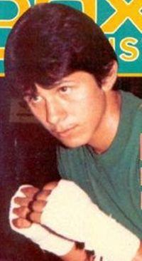 Oscar Bejines boxer