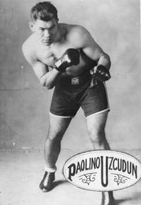 Paulino Uzcudun boxer