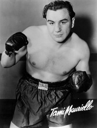 Tami Mauriello boxer