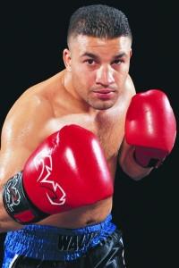 Walid Smichet boxer