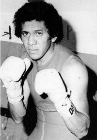 Ernesto Espana boxer