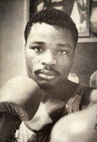 Sidney Gantz boxer