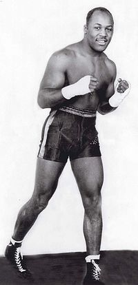 Ted Lowry boxer