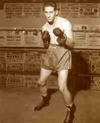 Harry Matthews boxer