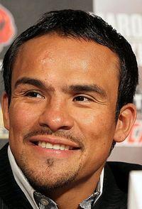 Juan Manuel Marquez boxer