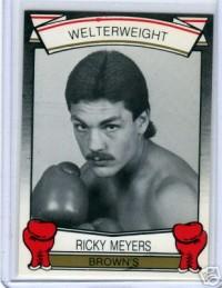 Ricky Meyers boxer