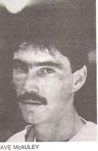 Dave McAuley boxer