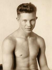 Sergeant Sammy Baker boxer