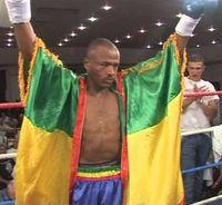 Samuel Kebede boxer