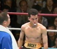 Rocky Lin boxer