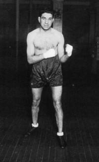 Joe Bloomfield boxer