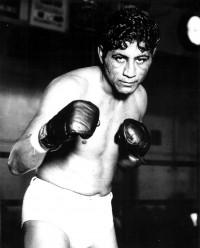 Johnny 'Bandit' Romero boxer