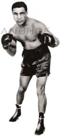 Ron Richards boxer