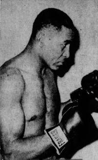 Buddy Walker boxer