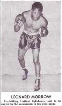 Leonard Morrow boxer