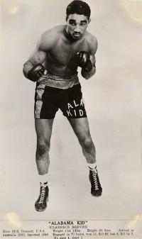 Alabama Kid boxer