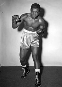Bob Dunlap boxer