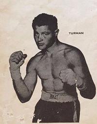 Buddy Turman boxer