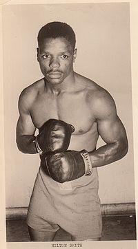 Hilton Smith boxer